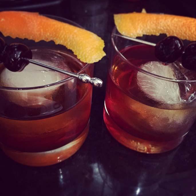 cocktail recipes, lily szajnberg
