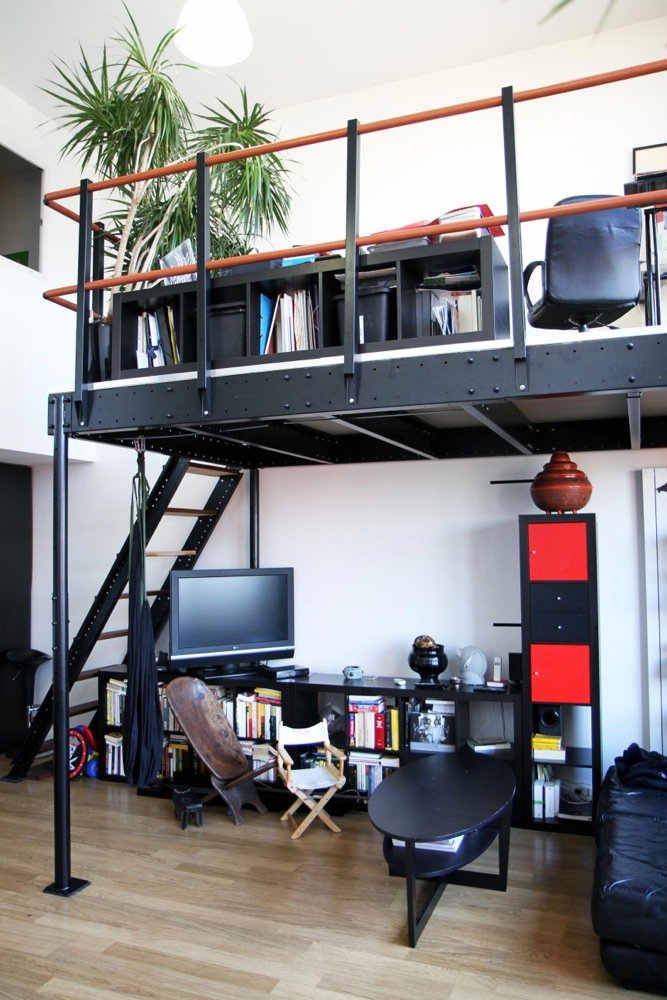 DIY Loft Kit\' Adds Another 160 Square Feet to Your Tiny Apartment ...