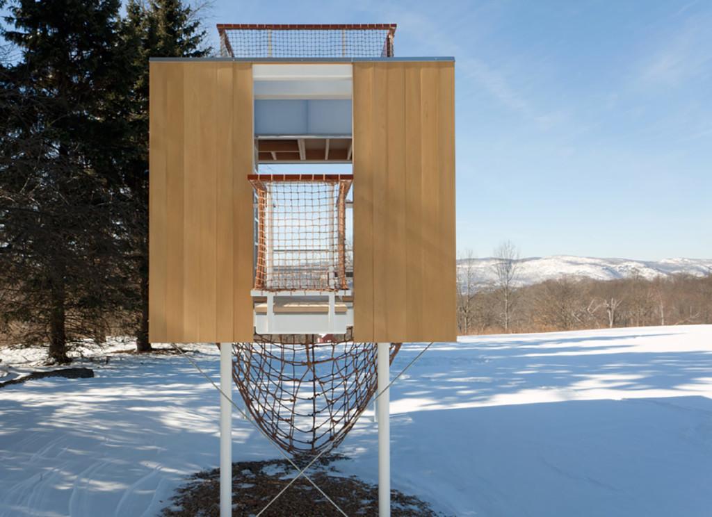 GARRISON TREEHOUSE, Sharon Davis Design,