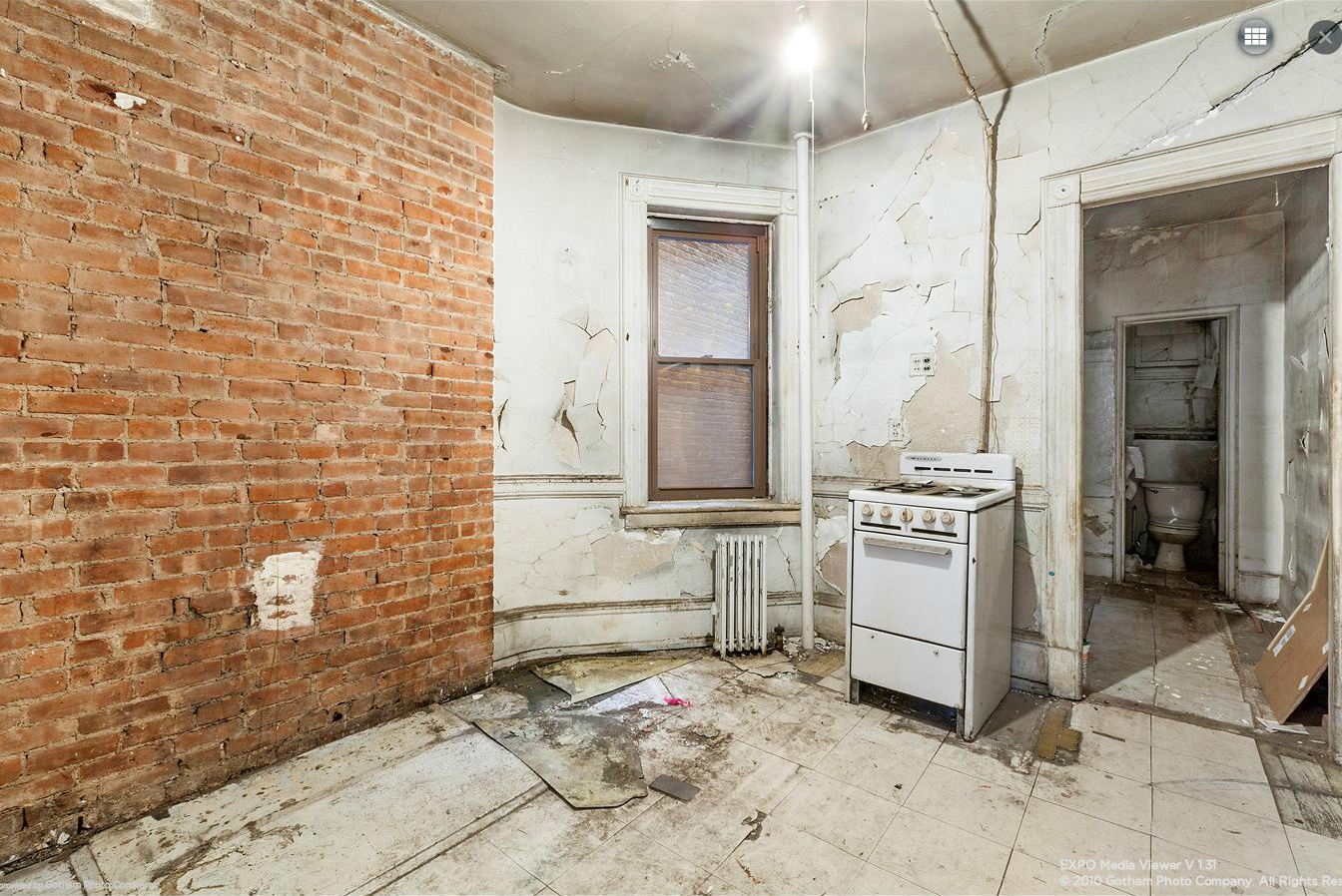 Eeeek this frightful 550k village fixer upper is a for Apartments for sale in greenwich village nyc