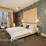 157 East 84th Street, master bedroom