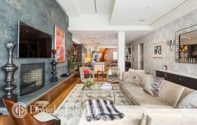 157 East 84th Street, Legacy, condo, living room