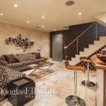 157 East 84th Street, basement, den