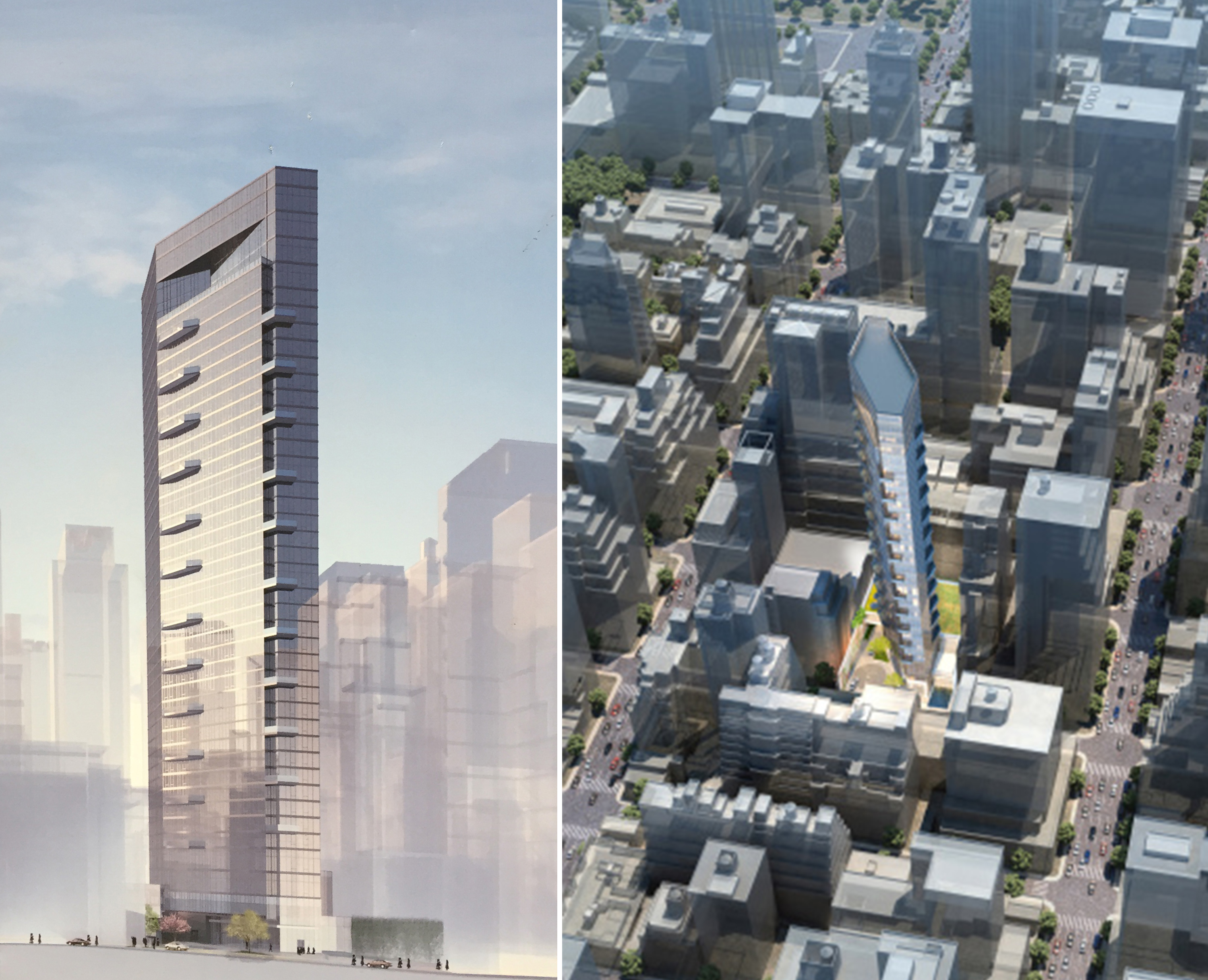 new renderings of handel architects torqued 43 story rental