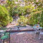 29 Joralemon Street, backyard, garden
