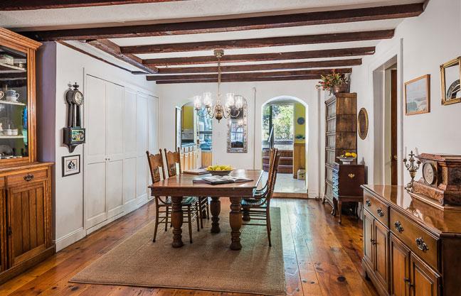 29 Joralemon Street, dining room