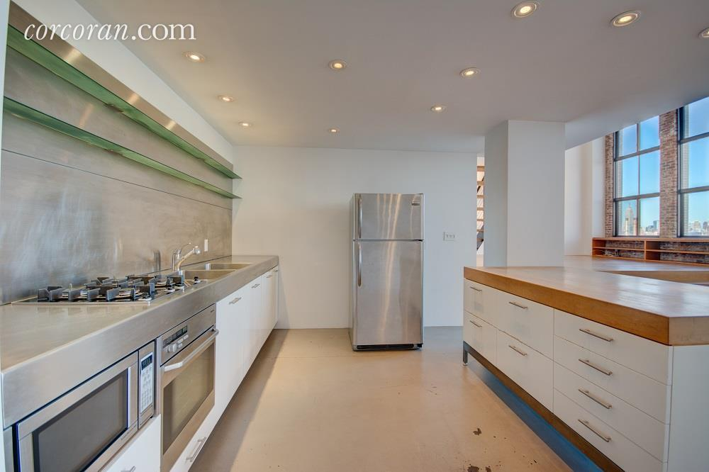 330 Wythe Avenue Kitchen