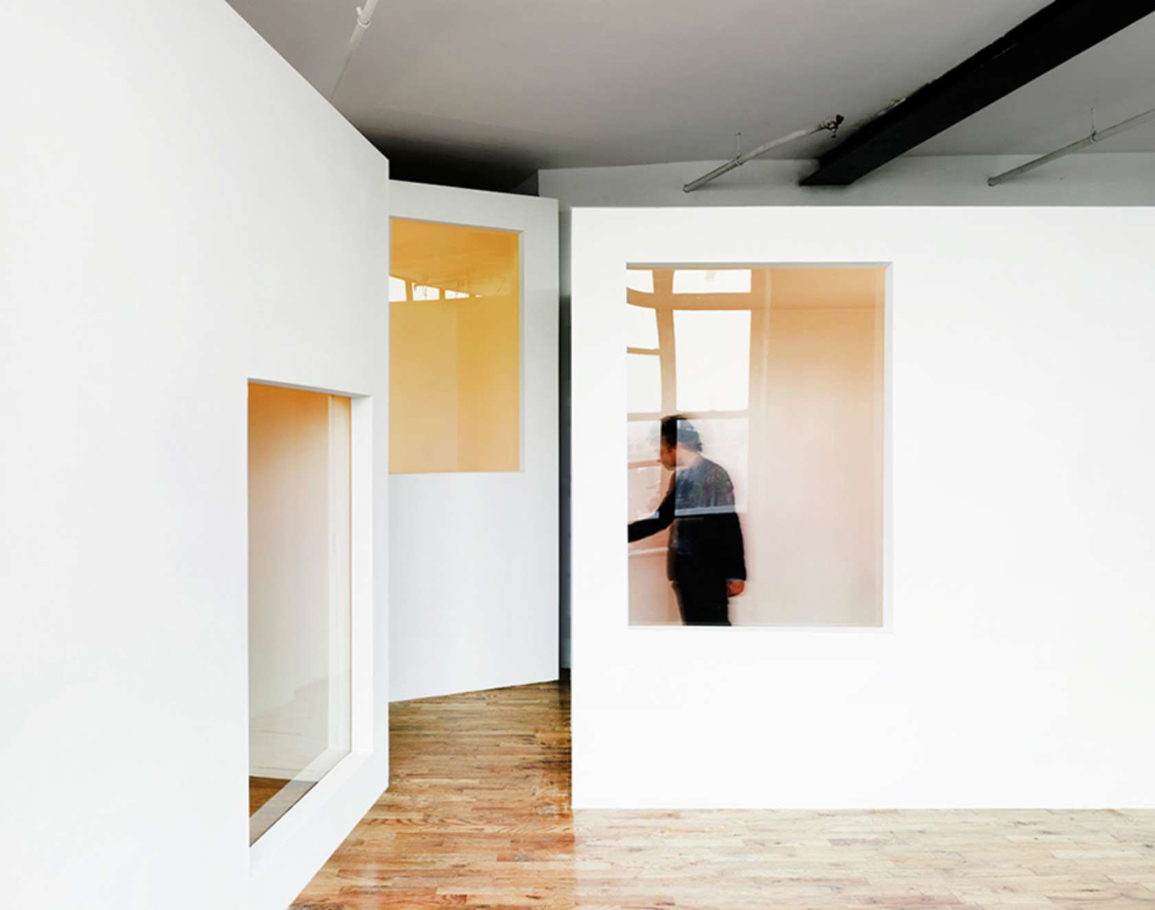Studio Cadena Transforms Awkward 600 sq ft Bushwick Loft into Airy ...