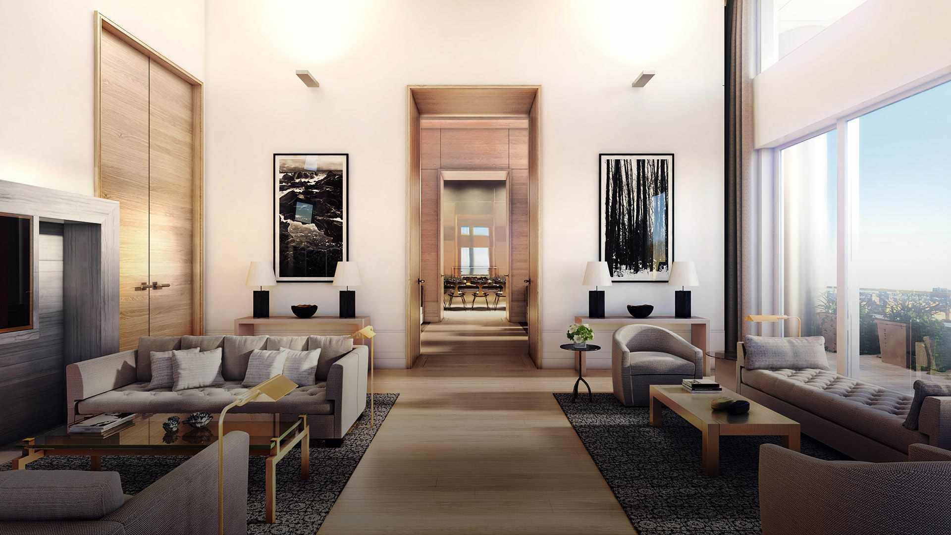 252 East 57th Street, SOM, WOrldwide, Rose Associates, Daniel Romualdez, Billionaire's Row, Central Park skyline 6 (9)