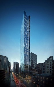 252 East 57th Street, SOM, WOrldwide, Rose Associates, Daniel Romualdez, Billionaire's Row, Central Park skyline