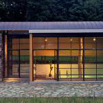 Charlotte Valley Farm, Peter Gluck, farmhouse additions, Catskills architecture