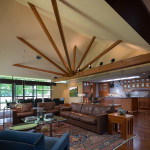 charlotte valley farm, living room