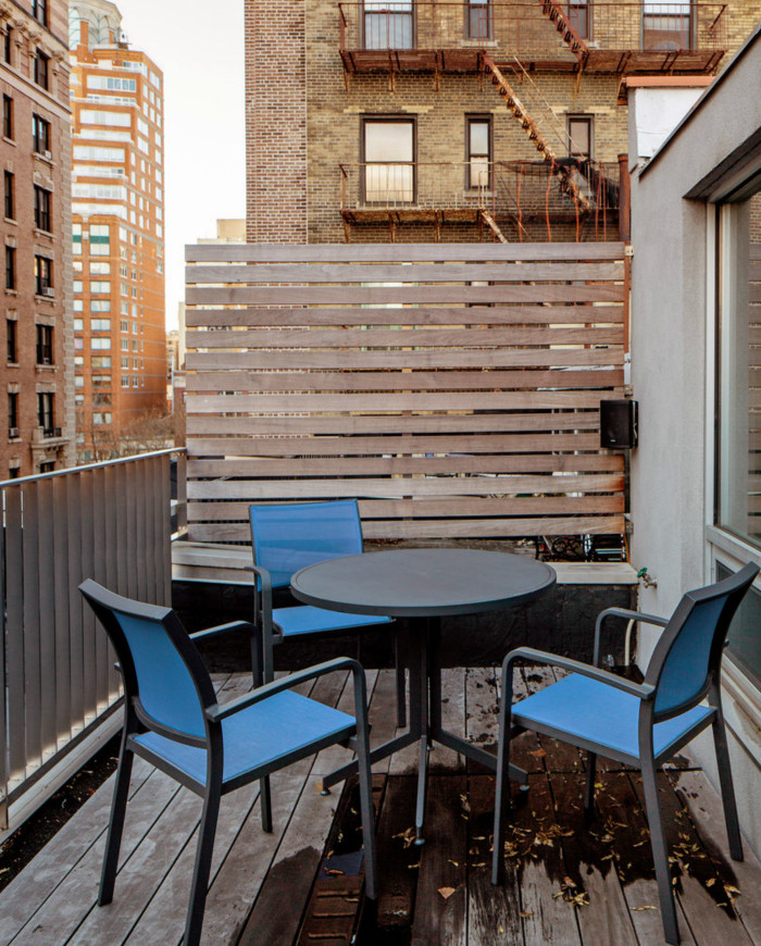 micro apartment upper west side,  Specht Harpman,  Huxley Somerville