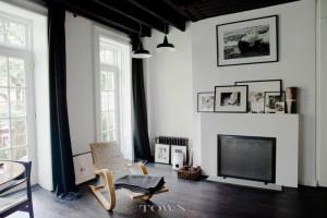 88 macdougal street, living room