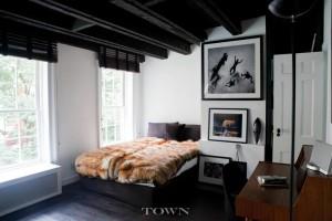 88 macdougal street, master bedroom