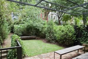 88 macdougal street, backyard, garden