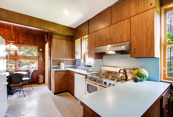 447 Rugby Road Kitchen