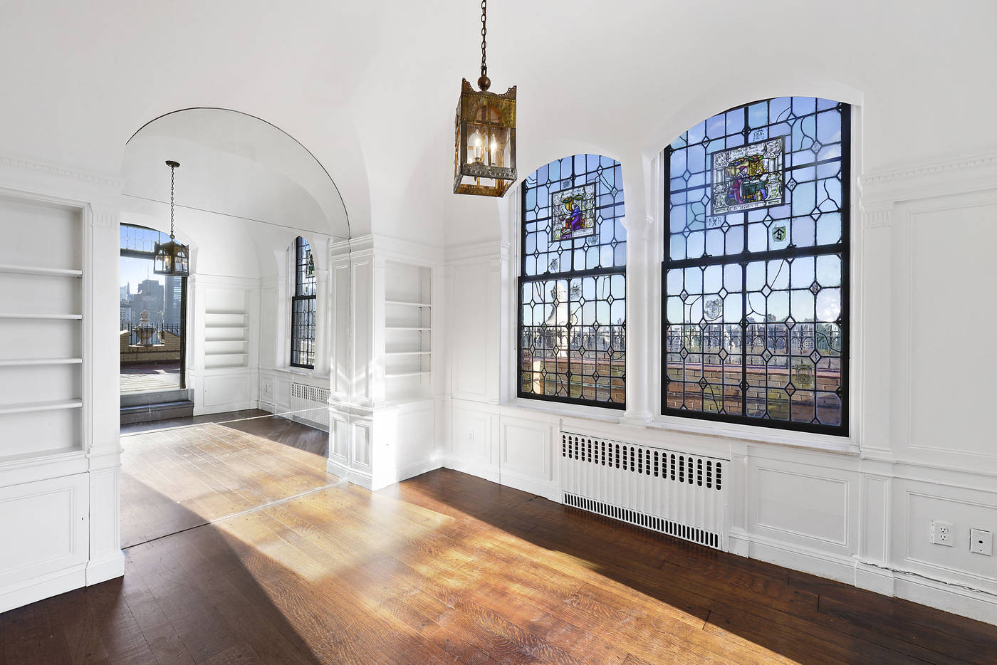 william randolph hearst, penthouses, 91 central park west
