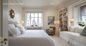 820 Park Avenue, master bedroom, co-op, Upper east side