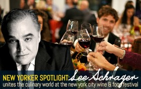 NYC Food & Wine Festival, Lee Schrager