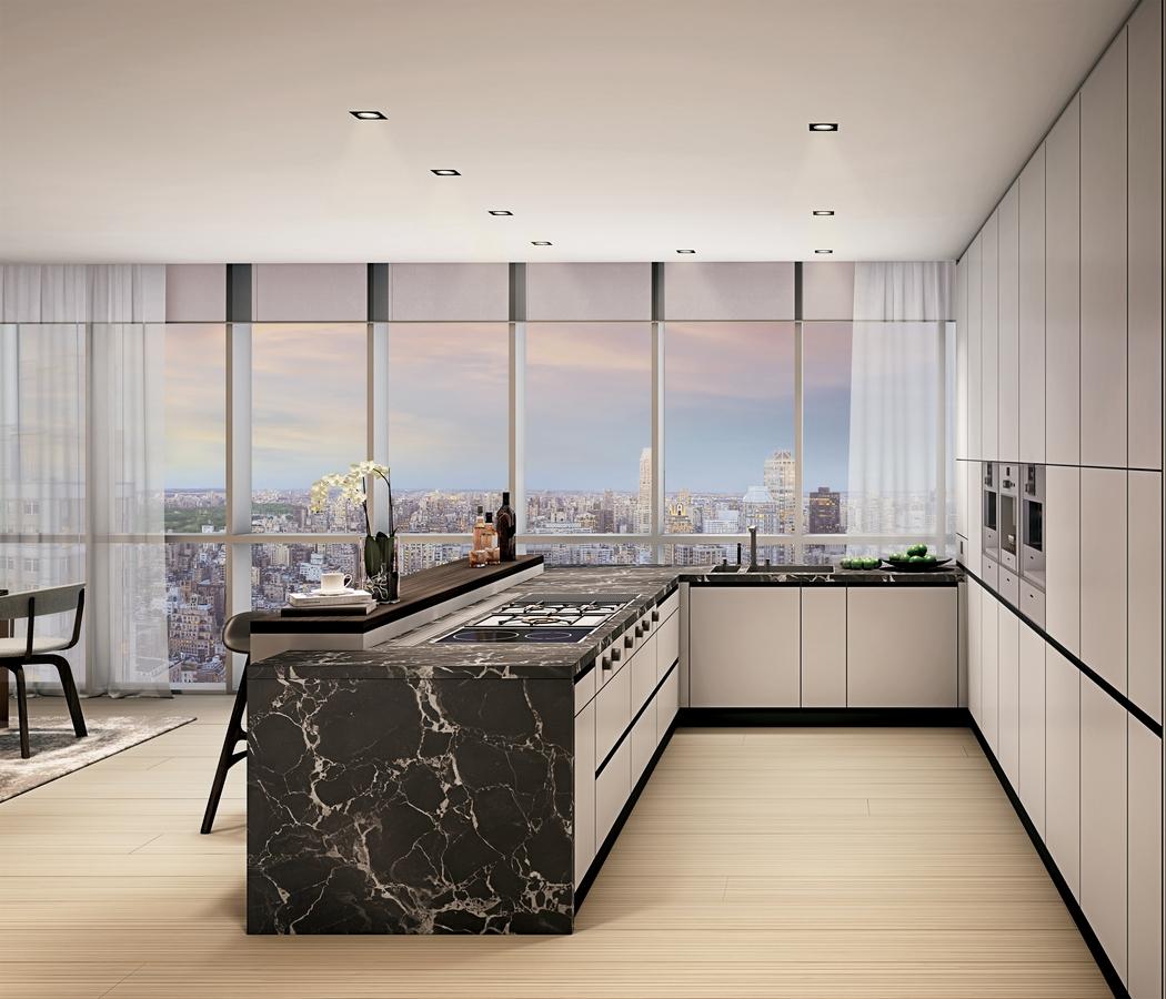 Construction And Sales Begin On Scda S Billionaires Row