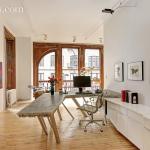 644 Broadway, windows, co-op, living room