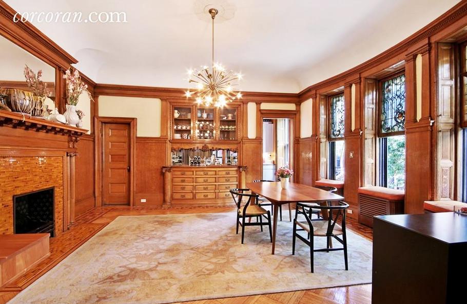 118 Prospect Park West, bedroom, duplex, co-op