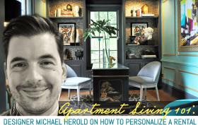interior designer Michael Herold