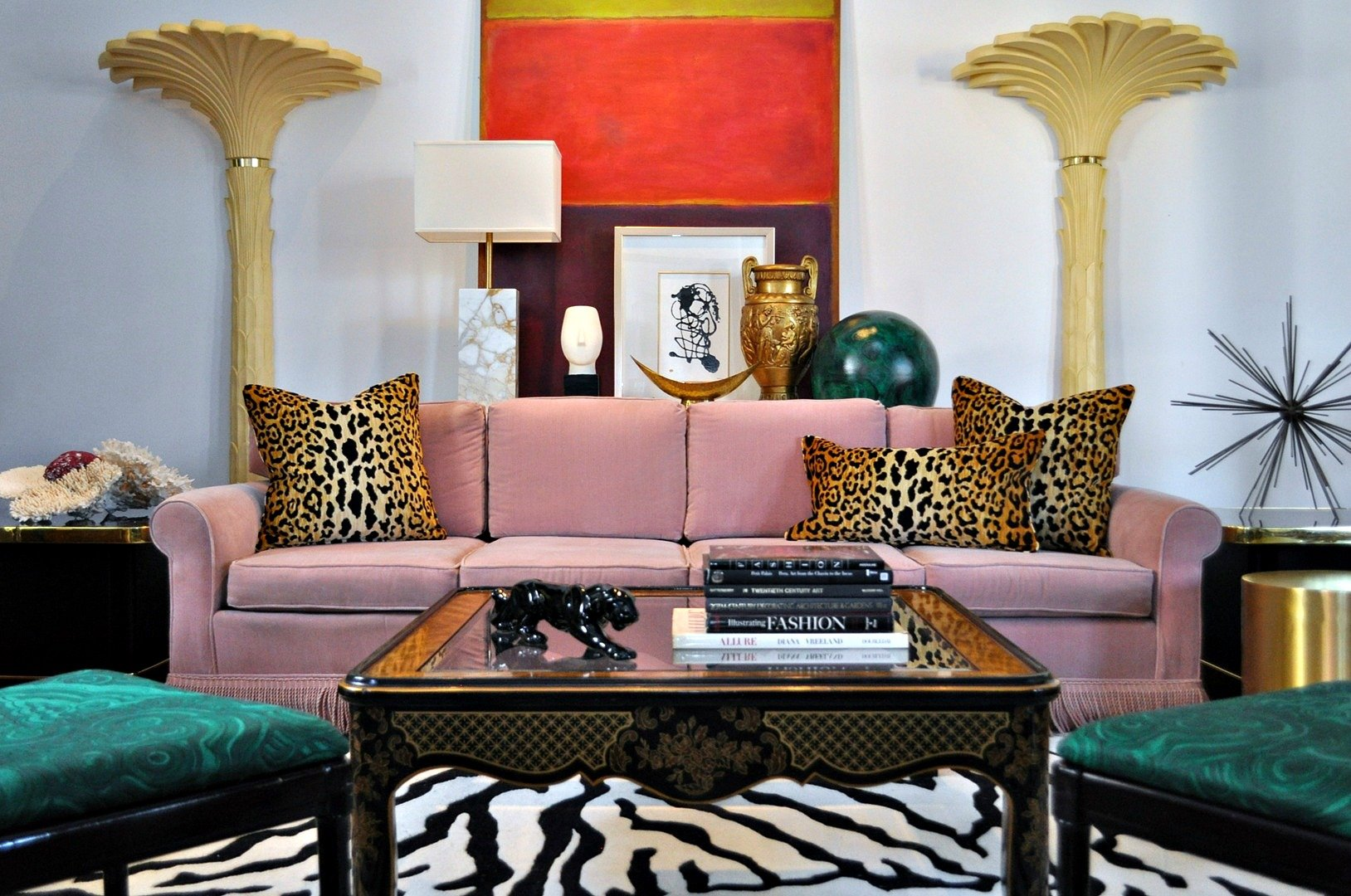 Michael Herold, interior design, how to personalize a rental