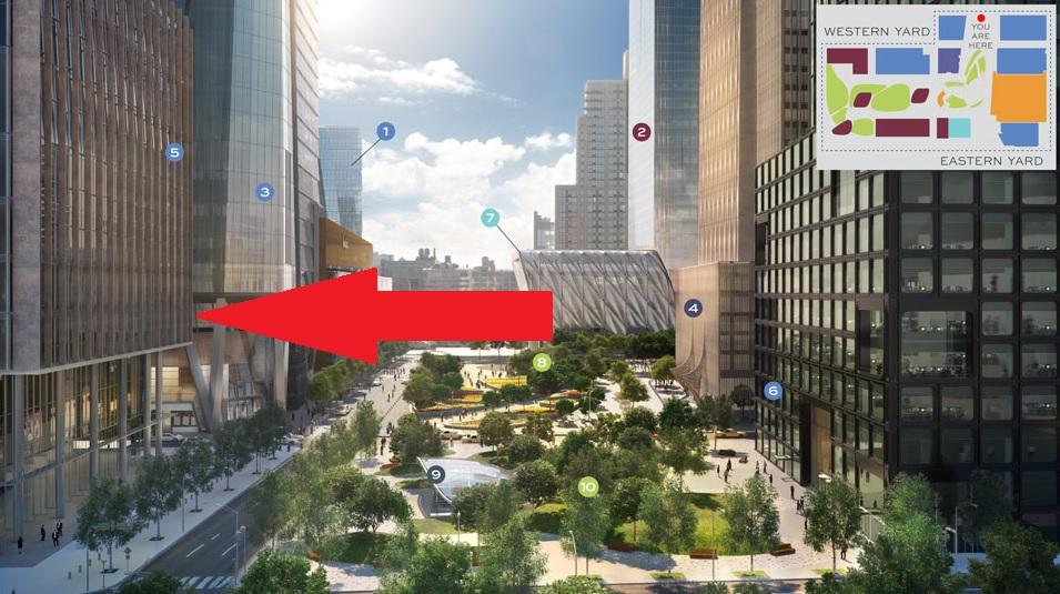 50 Hudson Yards, Hudson Yards construction, Related Companies, Far West Side development