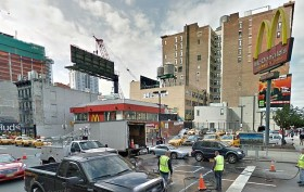34th Street and 10th Avenue McDonald's, Hudson Yards, Related Companies, Far West Side development