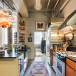 139 West 19th Street, kitchen, co-op