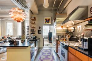 139 West 19th Street, kitchen, co-op