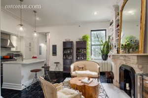 122 Fort Greene Place, Fort Greene, Brooklyn Condo for Sale, Cool Listing, Townhouse condo, Brooklyn Home Company, Interiors, Manhattan Cocktail Classic