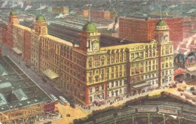 Grand Central Station, Bradford Gilbert, historic photos of Grand Central