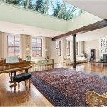 140 Franklin Street, Tribeca Loft Conversion, Lofts, Cool listings, Interiors, Penthouse, Albert Wagner, Tribeca, Historic Buildings, Tribeca loft for sale