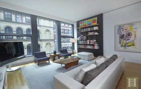 40 Mercer Street, Daniel Radcliffe, NYC celebrity real estate, Soho real estate