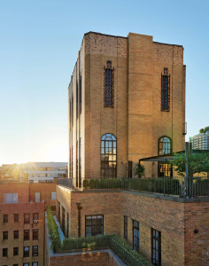 water tower penthouse, Olson Kundig Architects,