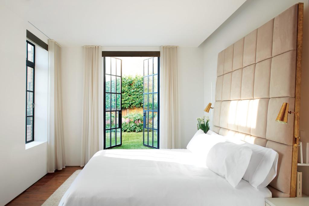 olson bedroom