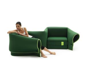 transforming sofa, Emanuele Magini