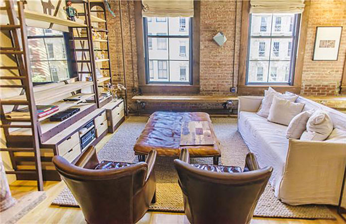A Major Renovation Brought this Soho Loft from a Cheesy Bachelor Pad ...
