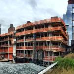 520 West 28th Street, Zaha Hadid, Related Companies, High Line 2