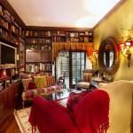 403 East 87th Street, Upper East Side, living room, triplex