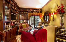 403 East 87th Street, Upper East Side, living room, triplex
