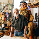 Ralph Lee, Westbeth Artists Housing, Village Halloween Parade, puppet maker, mask maker