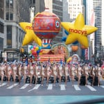 opening macy's thanksgiving parade