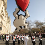 macy's thanksgiving, keith haring,