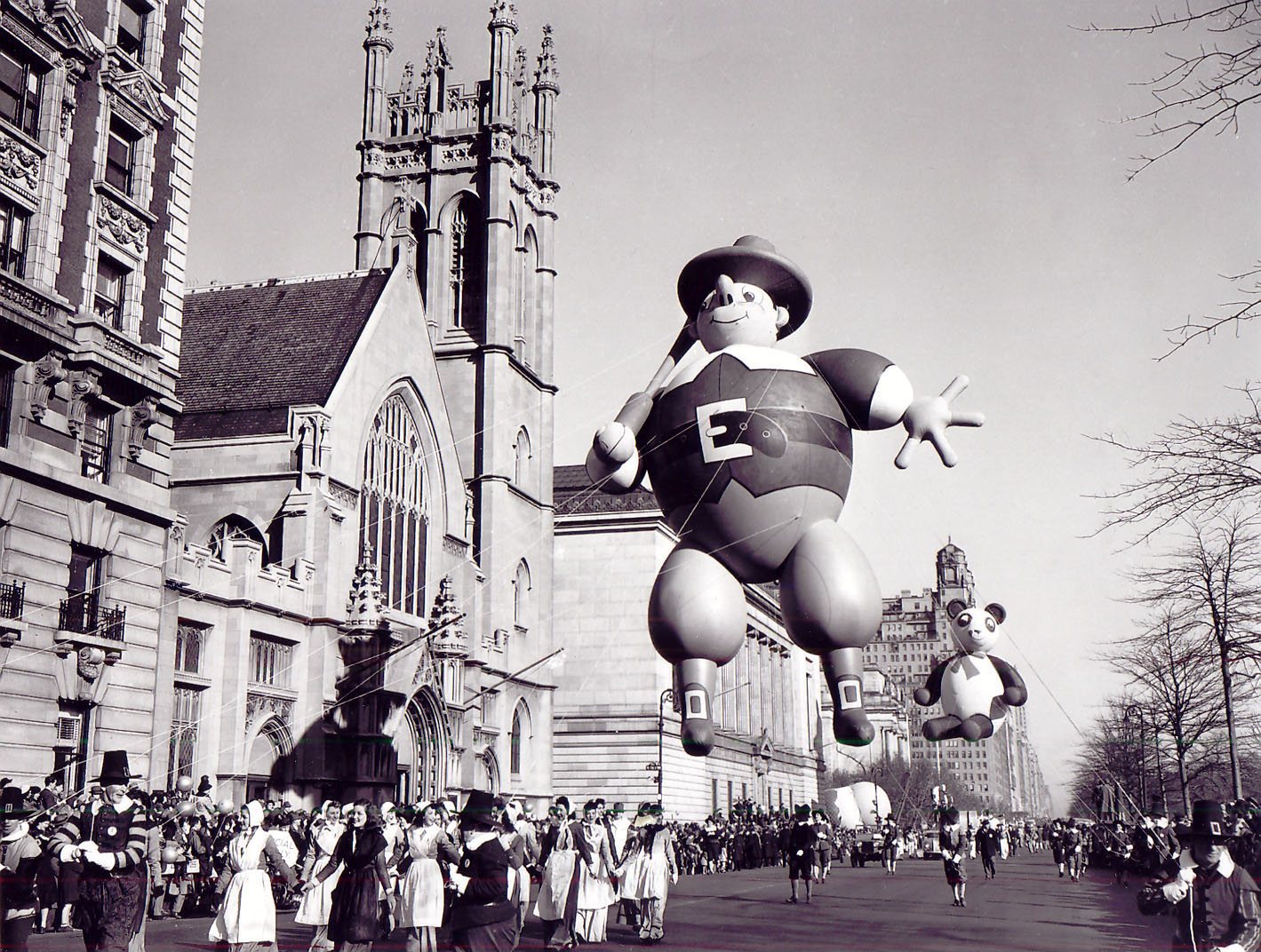 The 96-year history of the Macy's Thanksgiving Day Parade