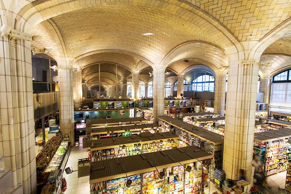 The City S Prettiest Food Emporium Famous For Its