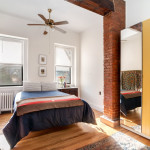 282 Sackett Street, bedroom, carroll gardens, rental